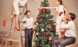 Что подарить родным на Новый год?